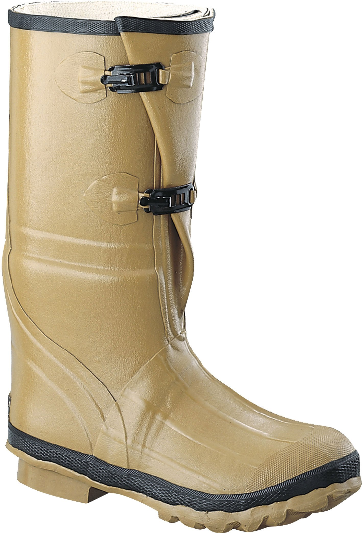 Ranger 16'' Heavy Duty Men's Rubber Insulated Work Boots, Marsh Brown (78590)