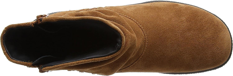 Hotter Whisper voor dames Slouch laarzen Bruin tan