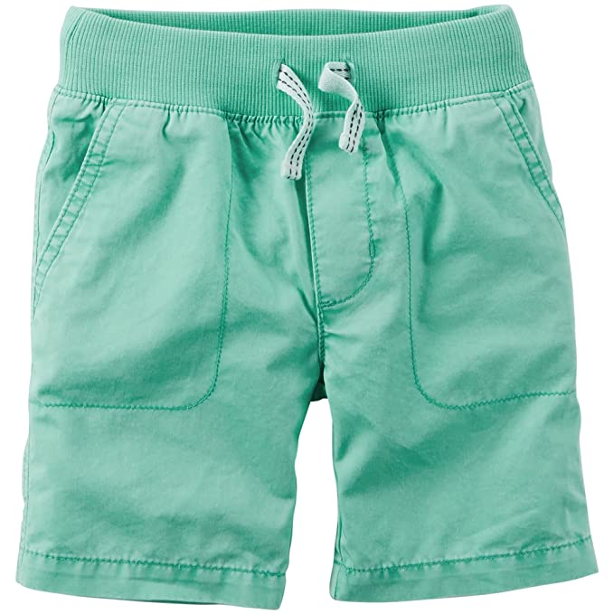 769535d5f Amazon.com  Carter s Baby Boys  Pull-On Twill Shorts