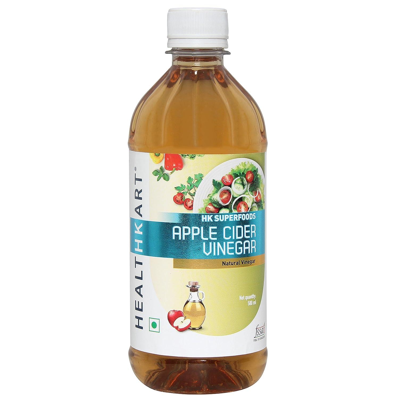 Healthkart Apple Cider Vinegar, 500 ml