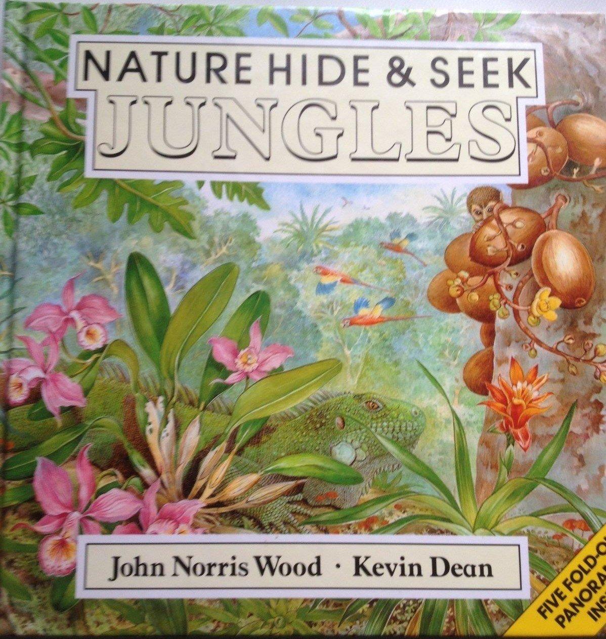 Download Nature Hide and Seek Jungles ebook