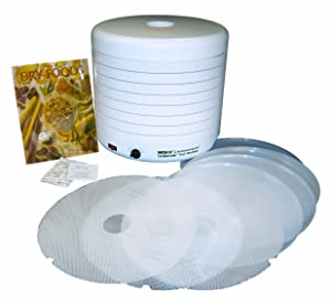 Nesco American Harvest FD-1018P 1000 Watt Food Dehydrator Kit