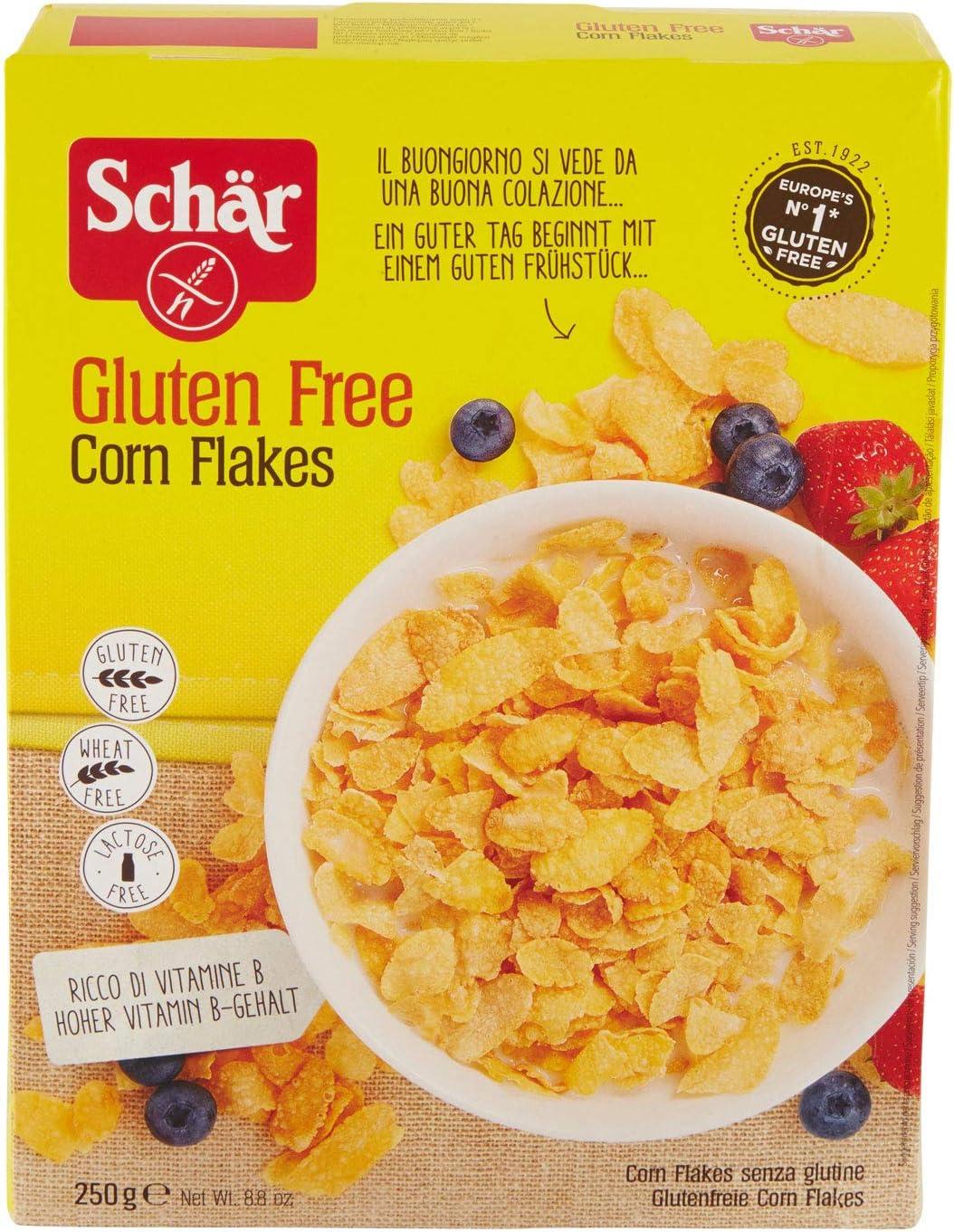 Dr. Schar Cereales - 1 Paquete: Amazon.es: Alimentación y bebidas