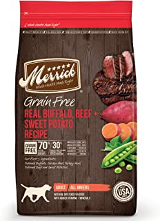 product image for Merrick Grain Free Dry Dog Food - Variety Flavors