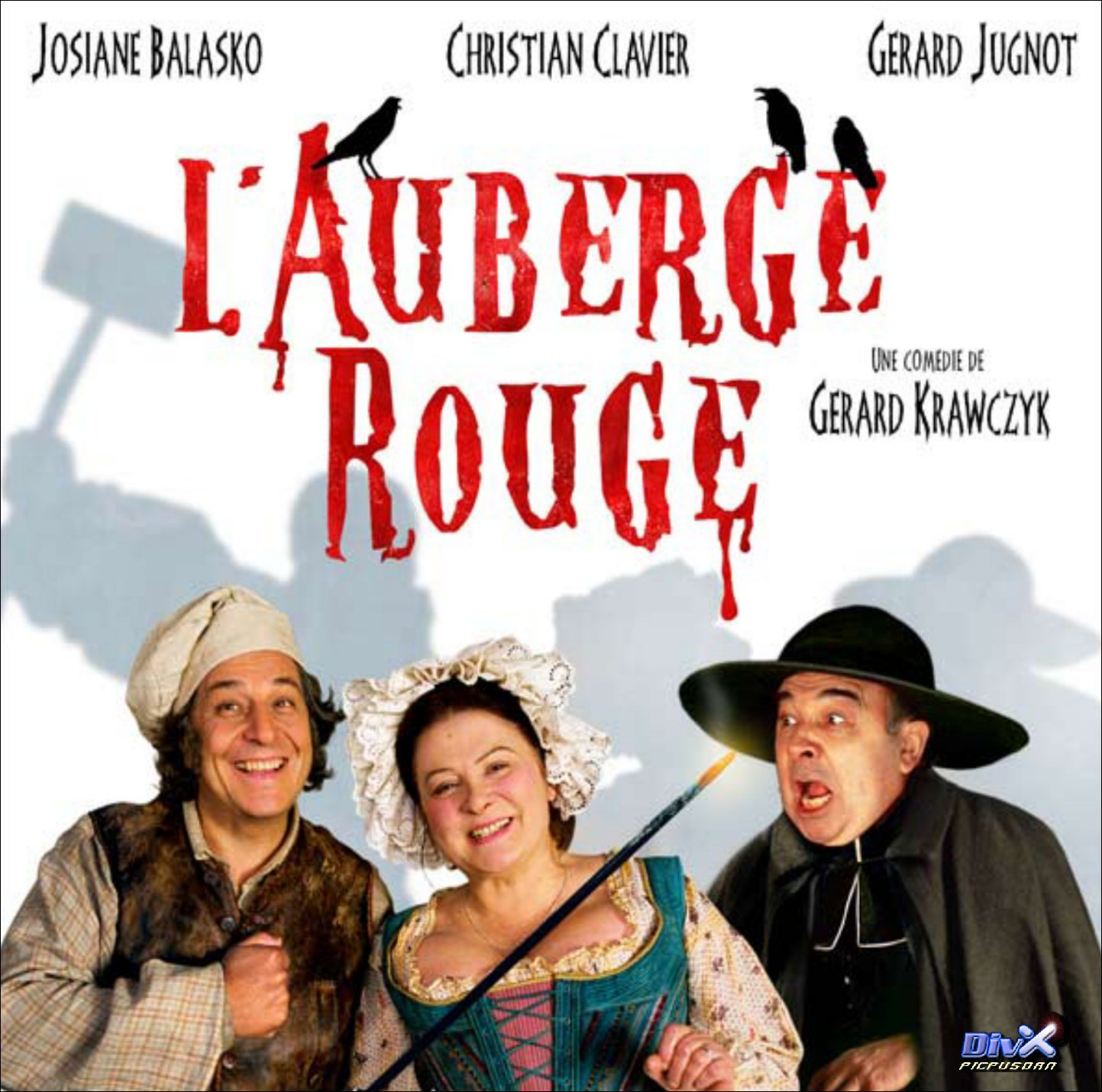 L'auberge Rouge by Warner