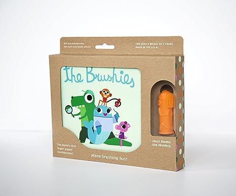 Cepillo de dientes y libro de cuentos para bebés y niños – miembro ...