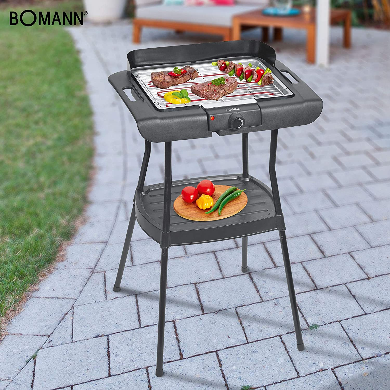 Bomann BQS 2244 CB barbeque grill