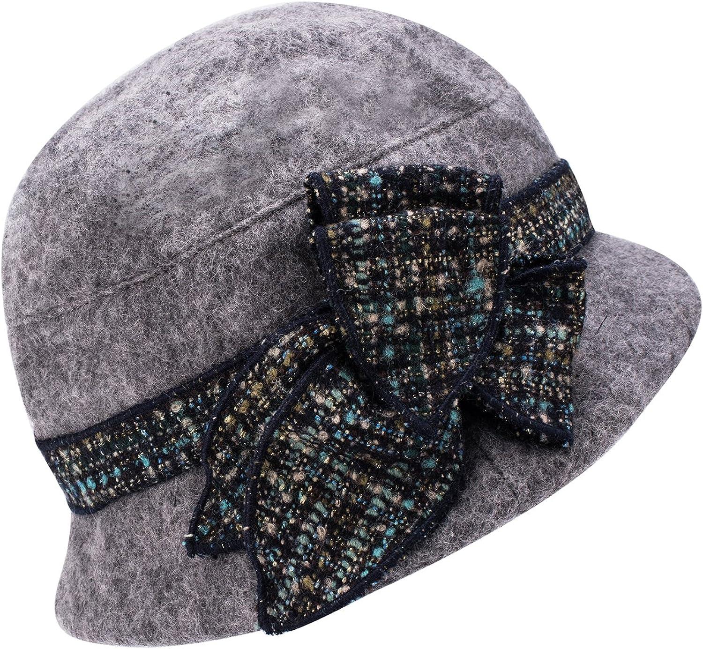 Lawliet 1920s Gatsby Wool...