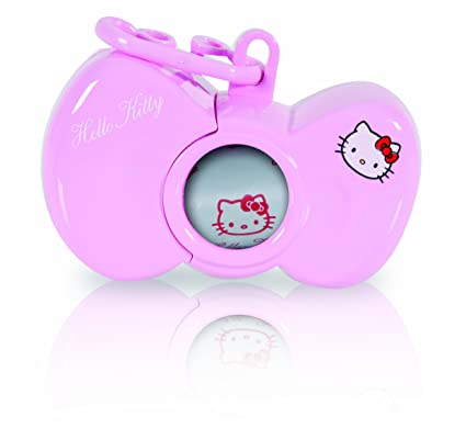 Hello Kitty Dispensador Bolsas Rosa