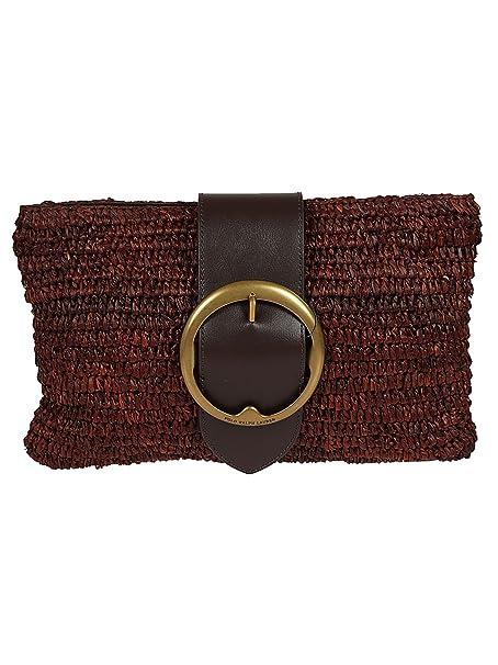 finest selection e6965 5c219 Ralph Lauren - Cartera de mano para mujer Marrón marrón ...