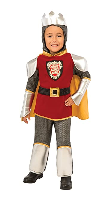 Rubie's Costume Kid's Deluxe Knight Costume, Medium
