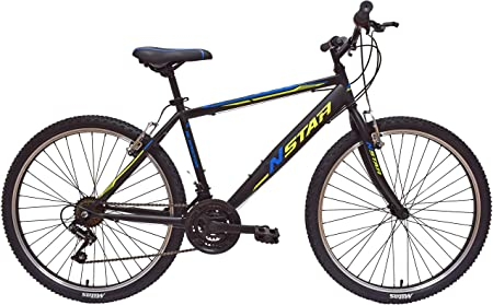 New Star 80AR002 - Bicicleta BTT 26