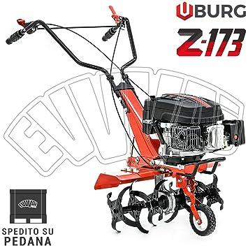 Z-173 Motoazada Motor 4 tiempos 173 cc Motocultor Fresa Moto ...