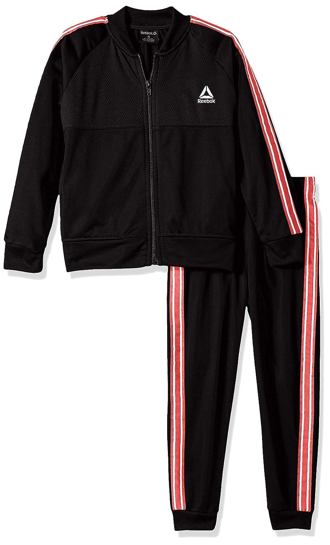 Reebok Boys 2 Piece Athletic Track Suit Set