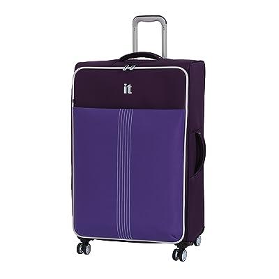 it luggage Filament 8 Wheel Lightweight Semi Expander Large Suitcase