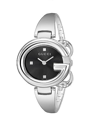 aed0746bd2d Gucci Guccissima YA134301  Amazon.co.uk  Watches
