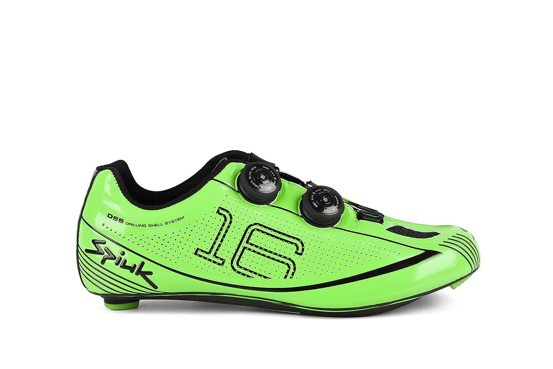 Spiuk 16 Road Carbono - Zapatillas Unisex 40|Verde