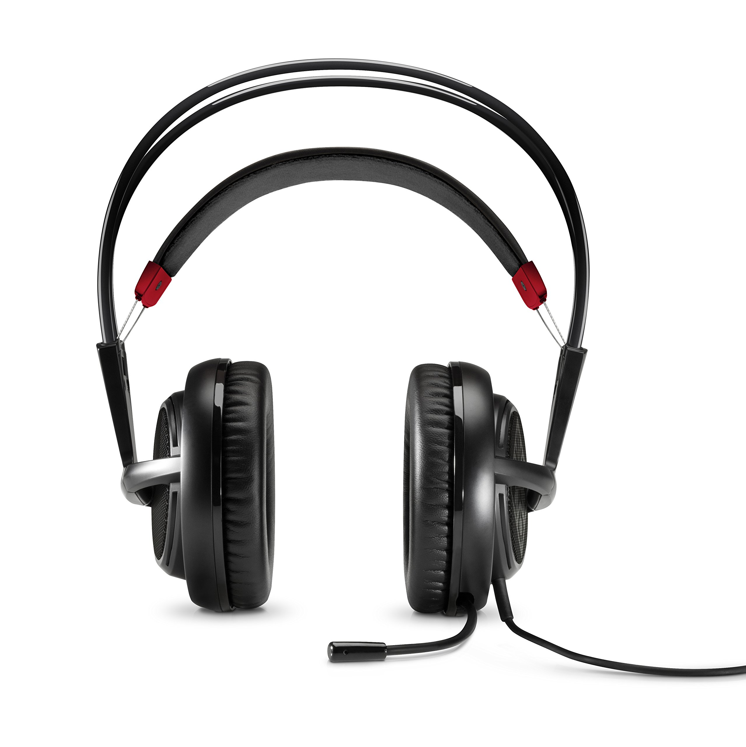 OMEN by HP Wired Gaming Headset with SteelSeries (Black) by HP (Image #4)