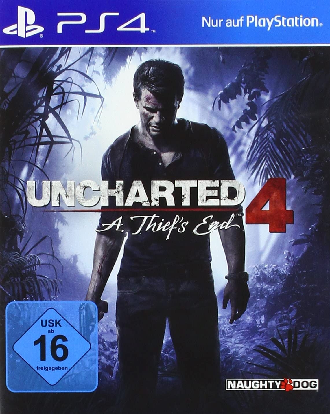 Sony Uncharted 4: A Thiefs End PS4 Básico PlayStation 4 Alemán ...