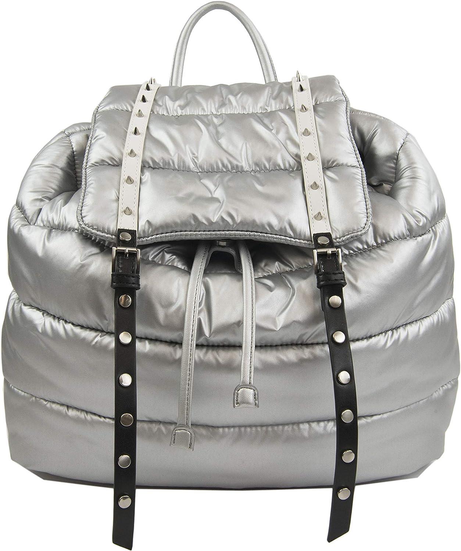 Sam Edelman branwen Flap Backpack black//red