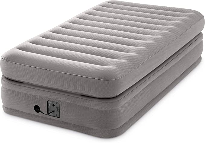 Amazon.com: Intex Colchón hinchable Prime Comfort elevado ...