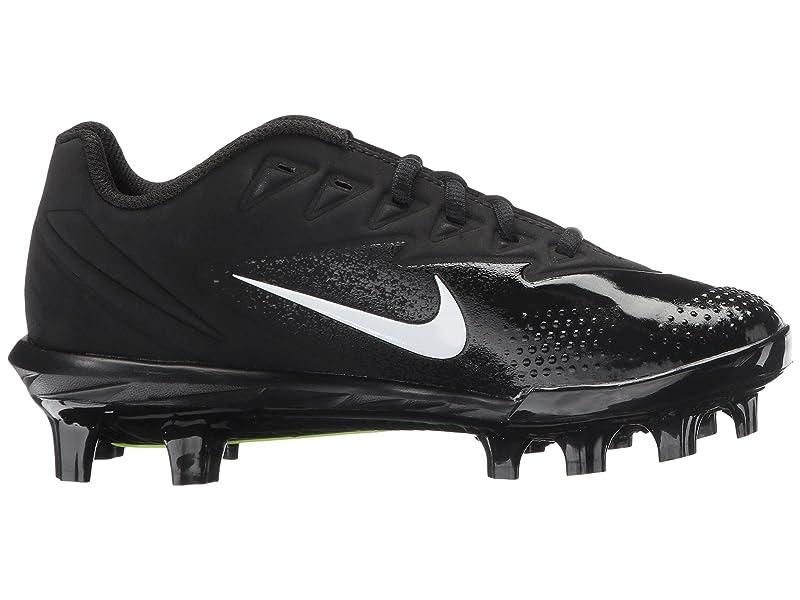 Boy s Nike Vapor Ultrafly Pro MCS Baseball Cleat Black White Anthracite Size 1 5 M US