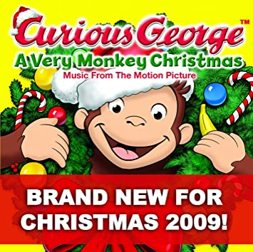 Curious George: A Very Monkey Christmas Original Soundtrack ...