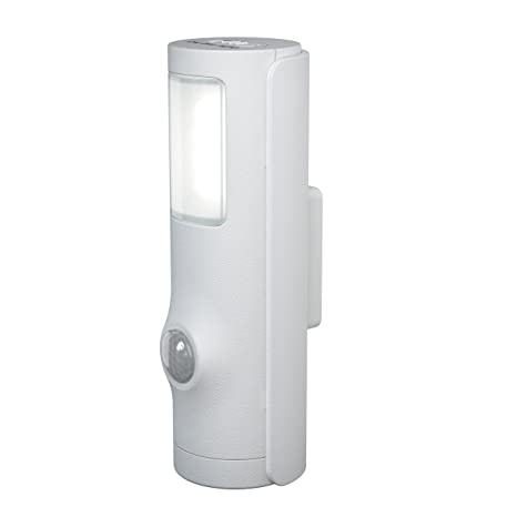 Osram Luminarias Móviles, 0.4 W, Blanco, 3.6 x 10.8 x 4.2 cm