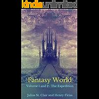 Fantasy World Vol 1 and 2 (The Explorers)
