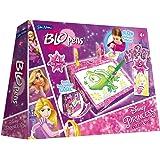 John Adams Disney Princess Rapunzel BLO Pens Creative Case (Multi-Colour)