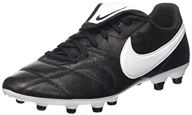 innovative design dde68 7ae21 Nike the Premier II FG, Chaussures de Football Homme, Noir (Noir Noir