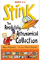 Stink: The Absolutely Astronomical Collection, Books 4-6 Kindle Edition