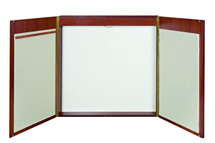 Merveilleux MasterVision 4 In 1 Conference Cabinet With Dry Erase Surface, Projection  Screen,