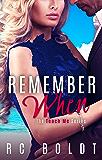 Remember When (Teach Me Book 3)