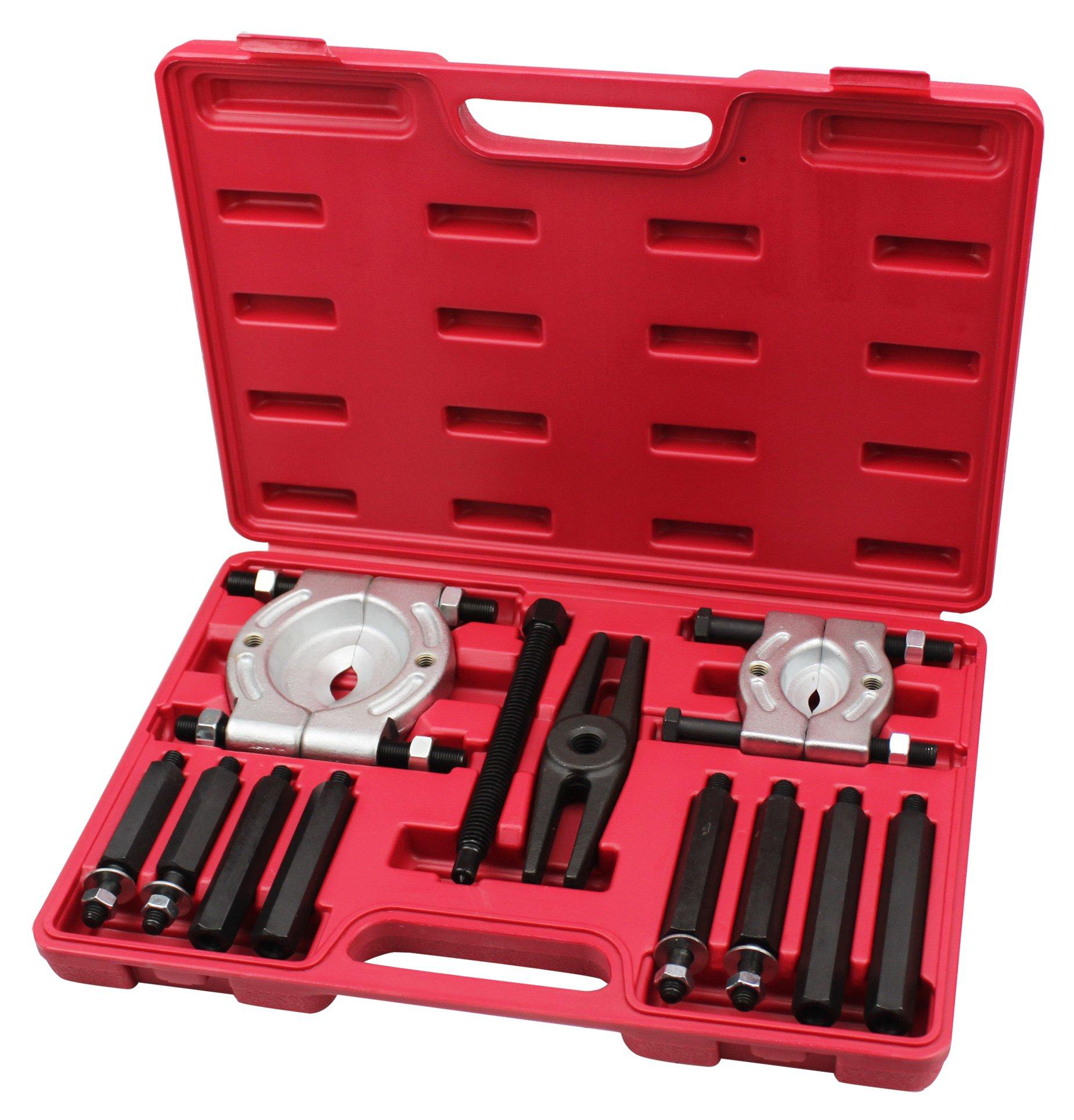 Kauplus 5-ton Bar-Type Puller/Bearing Separator Set
