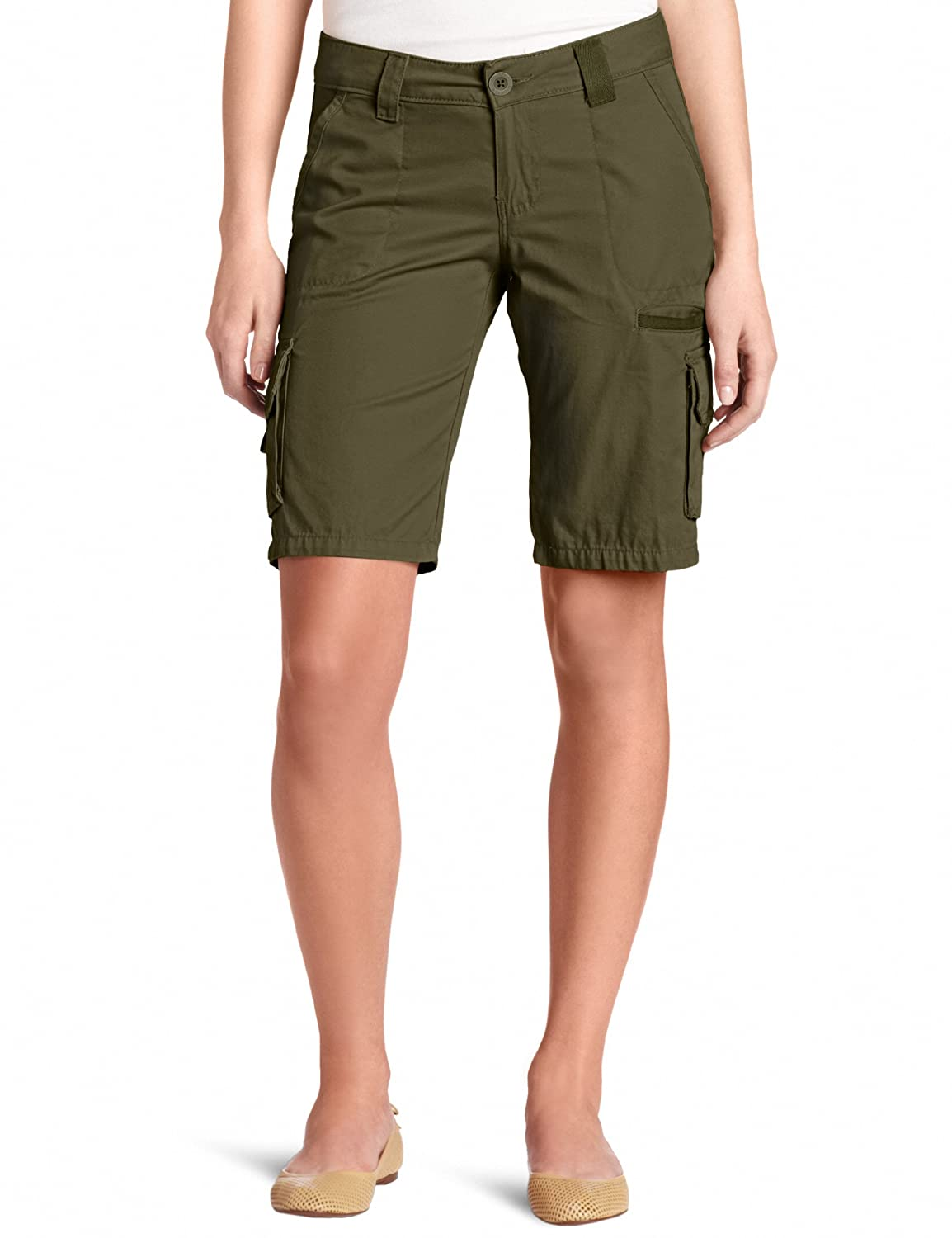 Dickies Womens 11-inch Relaxed Cargo Short Williamson Dickie Mfg Co. FR327