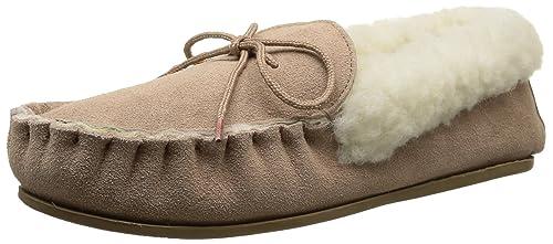 Zapatos marrones Snugrugs para mujer 6jMye