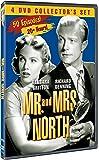 Mr. & Mrs. North 4 DVD Collector's Set