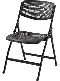 Excellent Amazon Com Mity Lite Flex One Folding Chair Black 4 Pack Creativecarmelina Interior Chair Design Creativecarmelinacom
