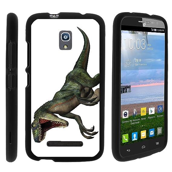 MINITURTLE Case Compatible w/ Alcatel One Touch Pop Mega A995G Phone Case, Perfect Fit