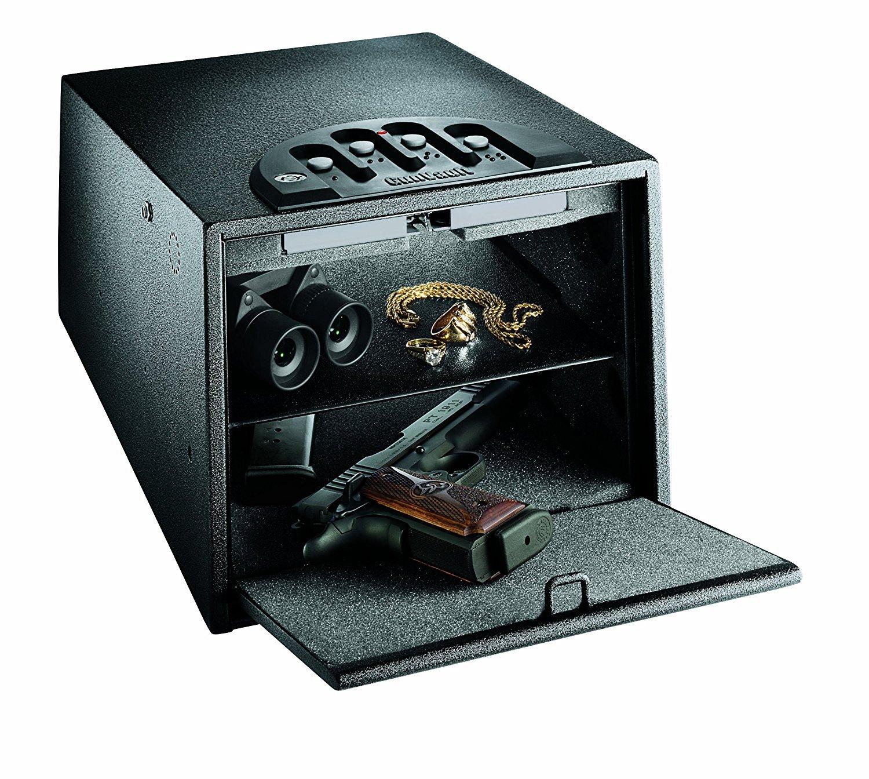 GunVault GV2000C-DLX Multi Vault Deluxe Gun Safe (2 Units)