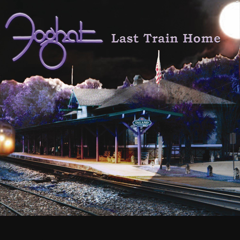 Last Train Home (2 LP/Blue Vinyl/Numbered/Gatefold Package)