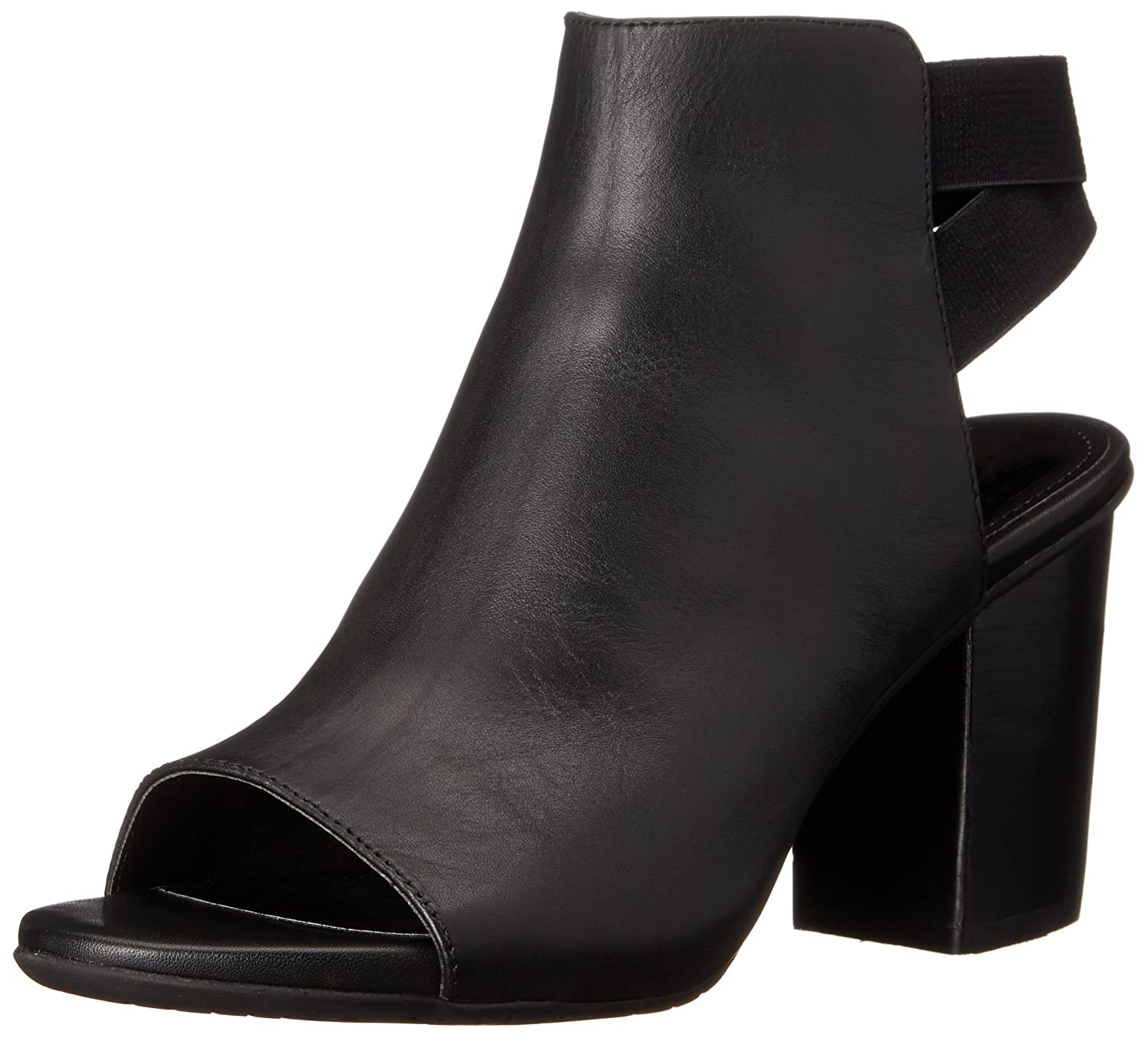Kenneth Cole REACTION Women's Fridah Fly Ankle Bootie B0113P9A4C 5.5 B(M) US|Black