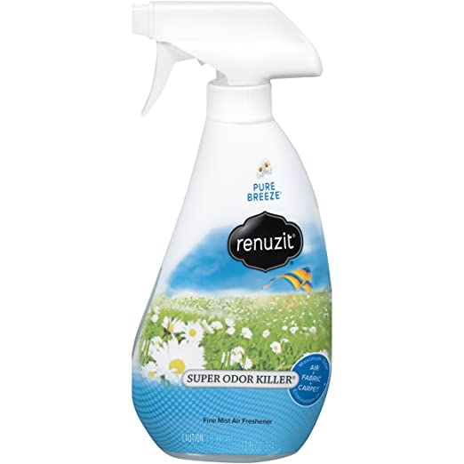 Renuzit Super Odor Neutralizer, Pure Breeze, 13 Ounce