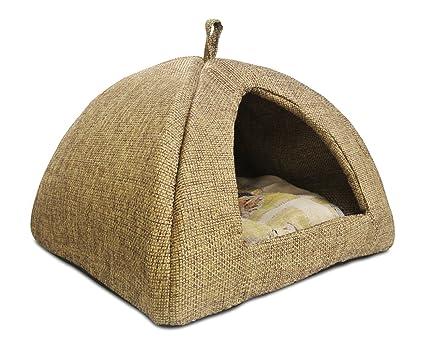 Baldiflex Caseta cama Matte Cojín con interior suave para perro y gato Simba 45 x 45
