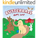 BUTTERBALL Gets Lost (Butterball the Poodle Book 2)