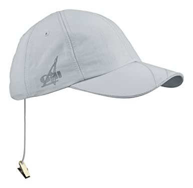 silver oak baseball cap j crew gill technical hat retainer unisex one size gray fern