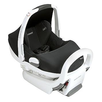 Amazon.com : Maxi-Cosi Prezi Infant Car Seat, Devoted Black with ...