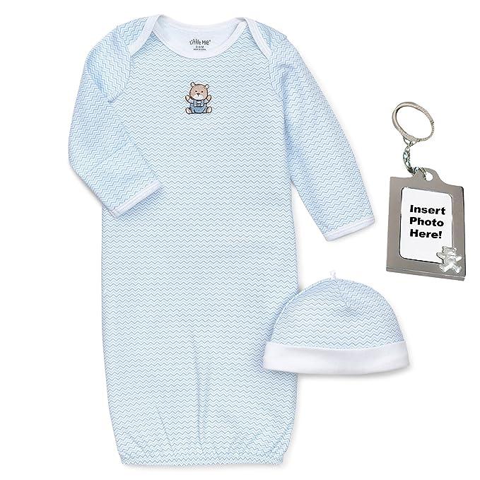 Amazon.com: little me Preemie recién nacido niño niña unisex ...