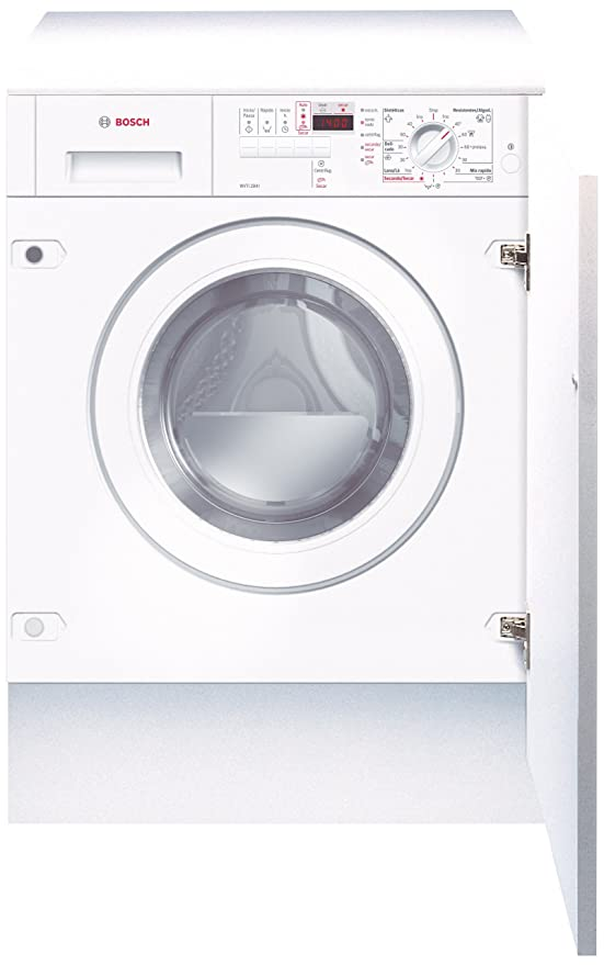 Bosch WVTI2842EE lavadora Carga frontal Integrado Blanco B ...